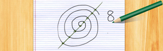 The number of spiral segments